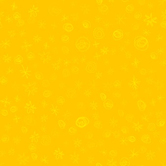 Hand drawn snowflakes christmas seamless pattern. subtle flying snow flakes on chalk snowflakes background. amazing chalk handdrawn snow overlay. fair holiday season decoration.