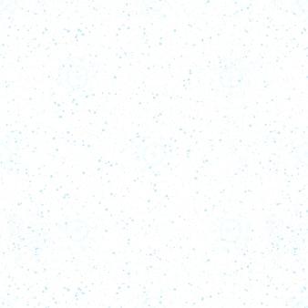 Ручной обращается снежинки рождество бесшовные модели. тонкие летающие хлопья снега на фоне снежинок мела. очаровательный снег, нарисованный от руки мелом. стильное украшение курортного сезона.