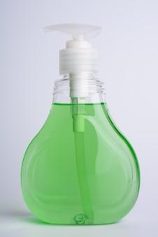 Бутылка дезинфицирующее средство для рук, гель алоэ вера антибактериальная защита коронавирус, грипп