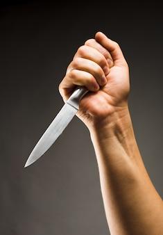 칼으로 손