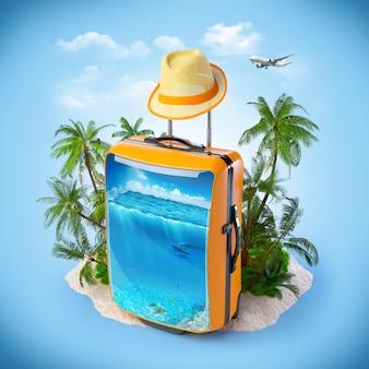 Handbag for travel