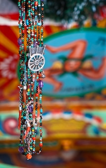 Handcrafted jewelry inspired by the sicilian cart