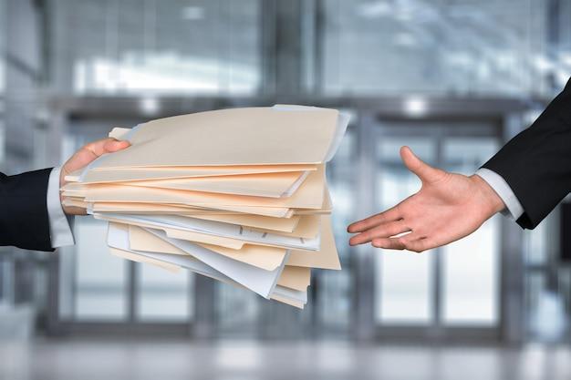 Передача файловой папки