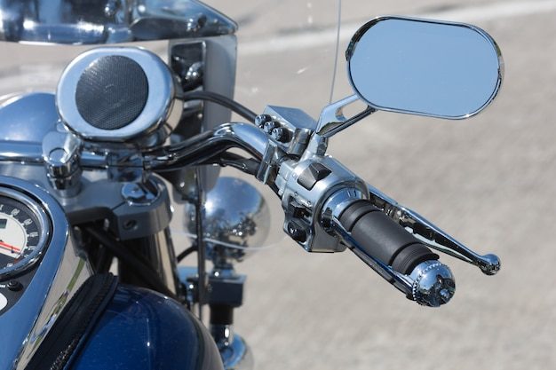 Руль мотоцикла