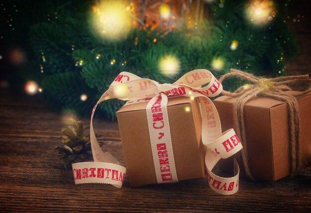 수제 선물 상자