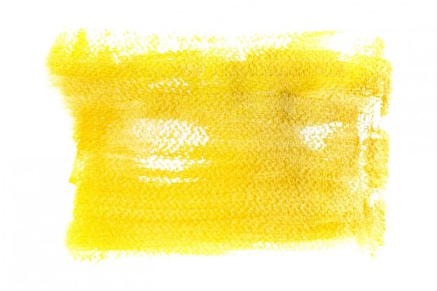 Handmade gold strokes background