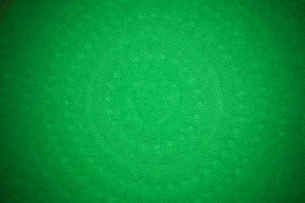 Handmade green mulberry paper.