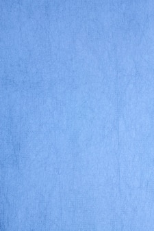 Handmade mulberry paper  blue color.
