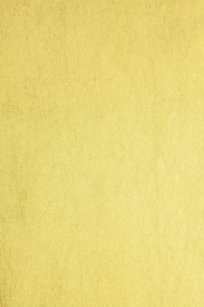 Handmade mulberry paper yellow color.