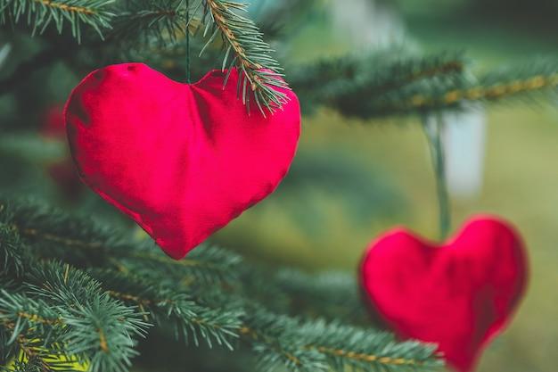Чучела сердечек ручной работы новогодние украшения ручной работы для детей окружающая среда, переработка и зер ...