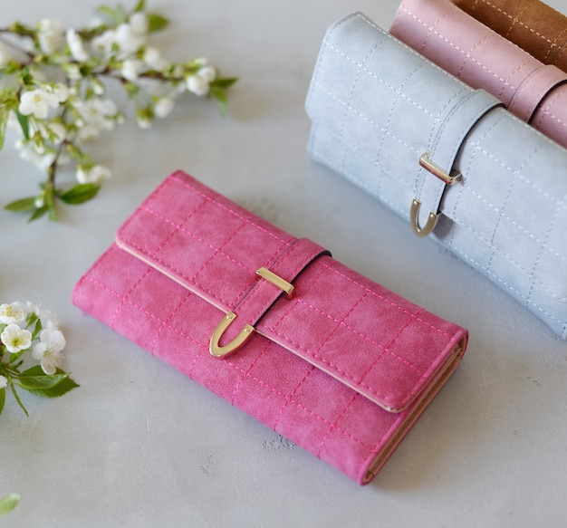 Handmade wallets