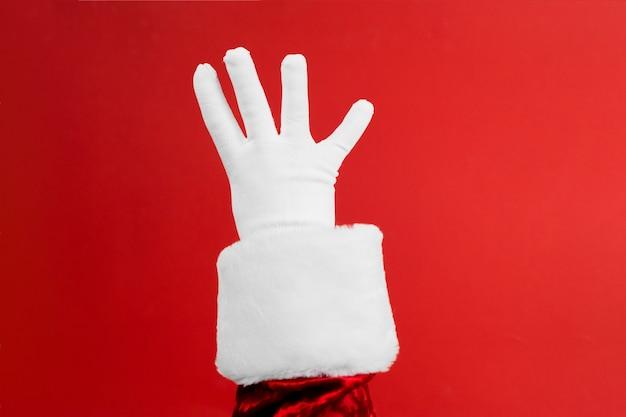 손 손가락 교육 계산 세트
