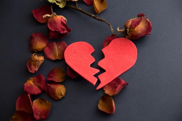 妻、夫が離婚、解散、結婚の取消、法的別居書類、離婚届の提出、弁護士が作成した婚前契約書に署名する手。結婚指輪