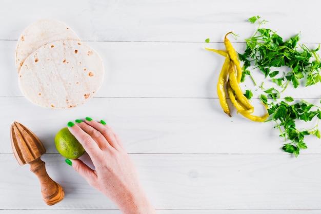 美味しいメキシコ料理を手作り