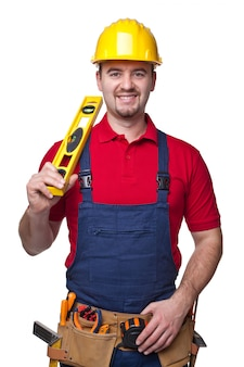 Handyman portrair