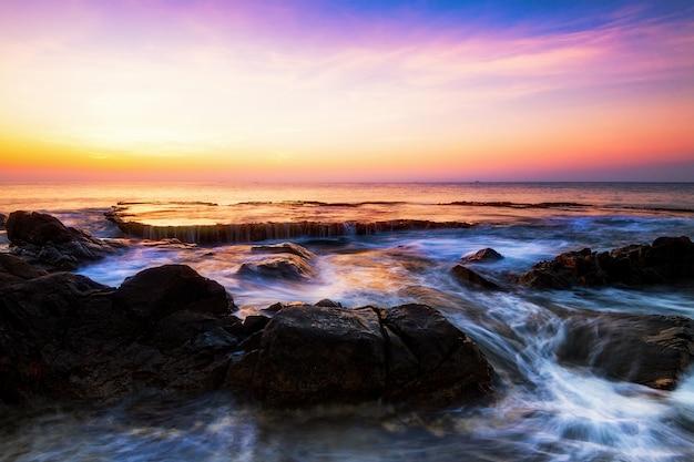 Hang rai beach.nui chua national park