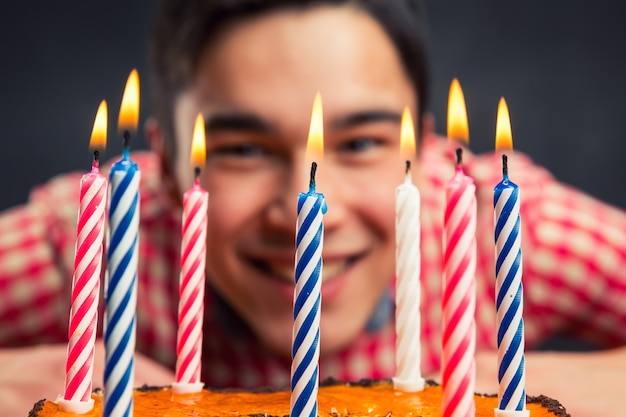 お誕生日おめでとう男の子