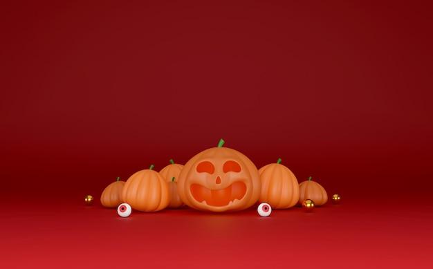 Счастливый день хэллоуина баннер фон