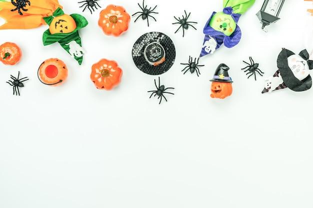 Столешница вид с воздуха изображение украшения happy halloween день фон