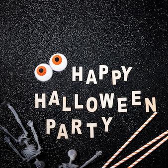 Happy halloween композиция
