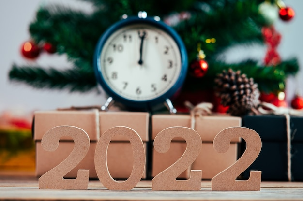 Happy new year 2022 holiday background and banner.