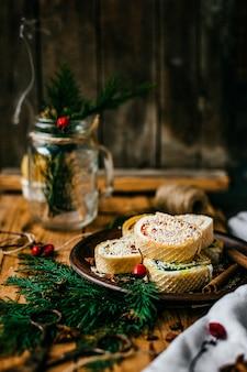 幸せな年末年始とケーキ