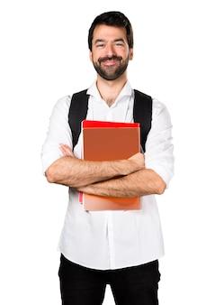 Счастливый студент