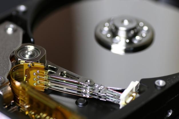 Макрос ремонта жесткого диска