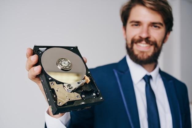 Технология восстановления защиты данных жесткого диска