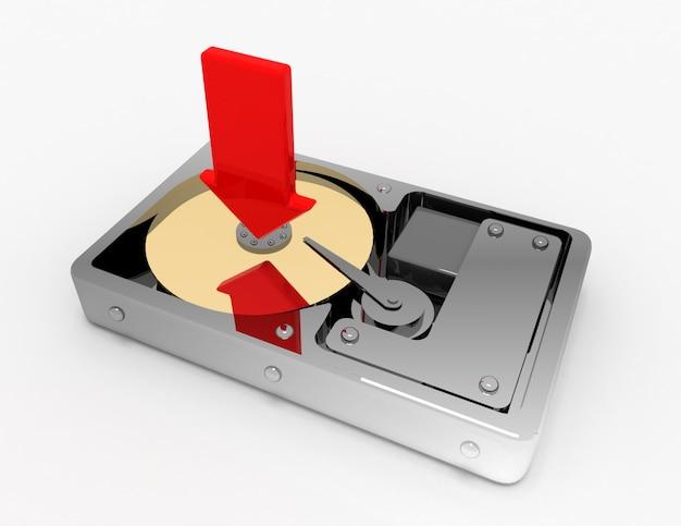 Концепция загрузки жесткого диска