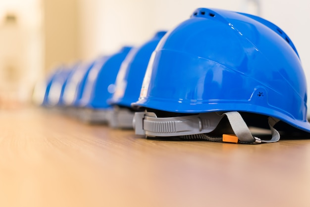 Hard hat, isolated on white