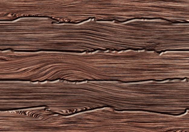 Грубые горизонтальные деревянные планки текстуры для фона