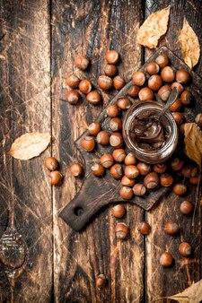 Масло лесного ореха
