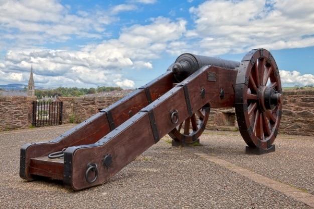 Дерри пушки hdr
