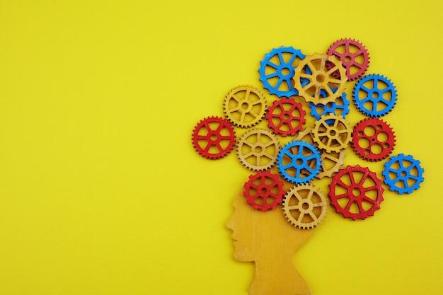 Головные и мозговые механизмы в прогрессе