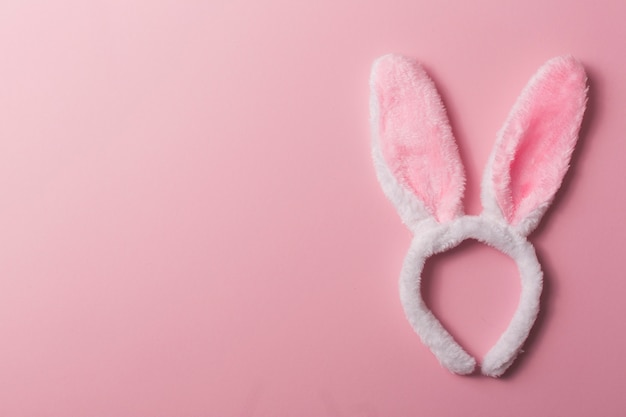 Headband with bunny ears
