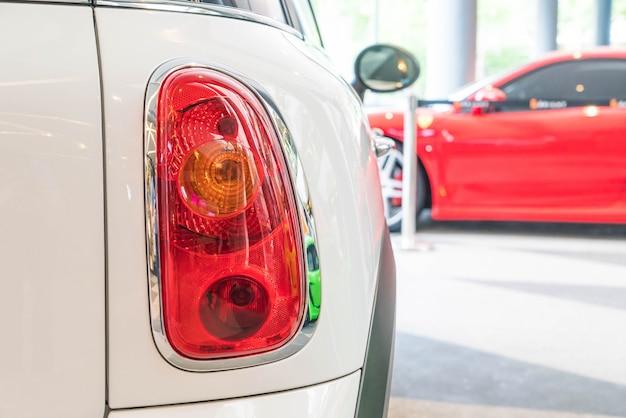 전조등 램프 자동차