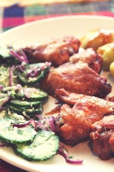 건강 식품 요리