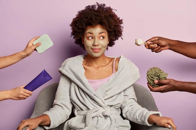 健康と美容の概念