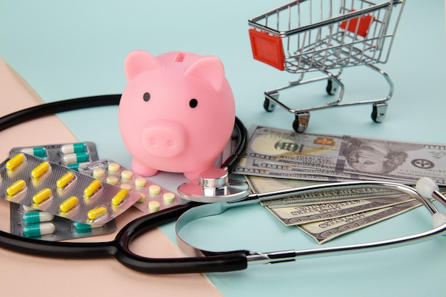 Концепция стоимости здравоохранения.
