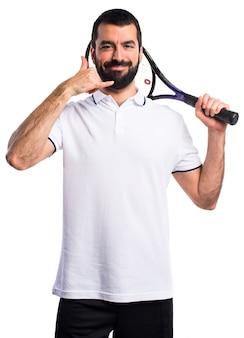 Health game man athletic adult