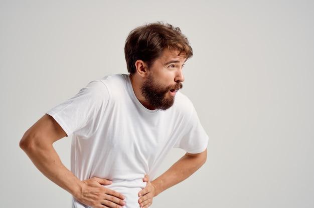 Health problems abdominal pain discomfort medicine diarrhea