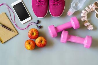 健康で活発なライフスタイル