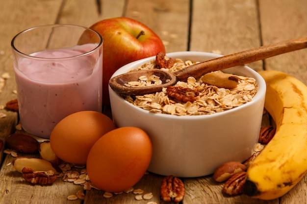 Здоровый завтрак