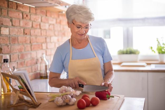 健康的な食事は永続的でなければなりません