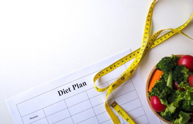 Идеи здорового питания: контроль диеты, потеря веса и планирование диеты, уменьшение крахмала, вместо этого ешьте салаты.