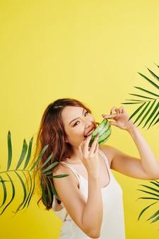 夏の健康的な食事