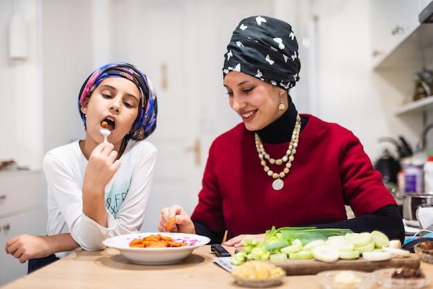 家庭での健康食品