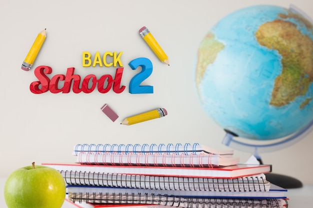 Healthy food for back to school