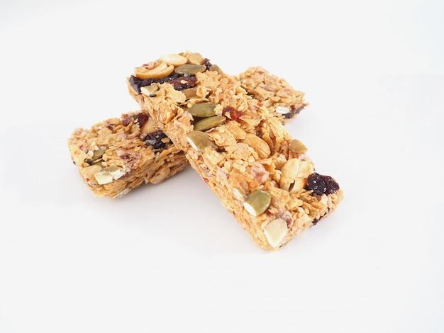 Healthy granola bar